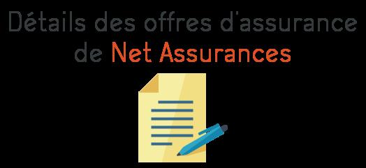 assurance habitation net assurances