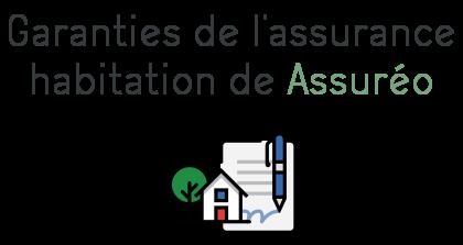 assureo garanties assurance habitation