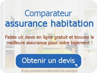 comparatif devis assurance habitation
