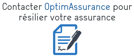 contact optimassurance resiliation