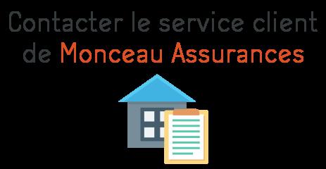 monceau assurances contact service client