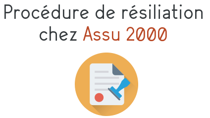 procedure resiliation assu 2000