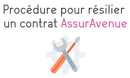 procedure resilier contrat assuravenue