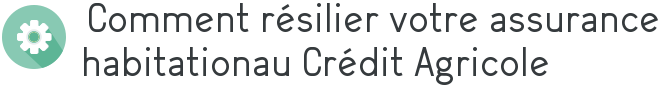 resiliation credit agricole