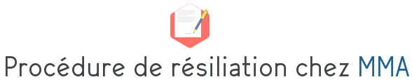 resiliation mma
