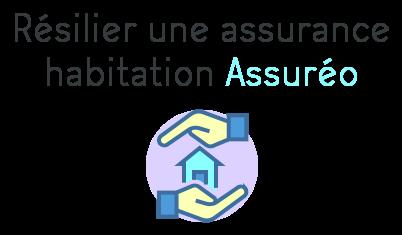 resilier assurance habitation assureo