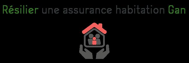 resilier assurance habitation gan